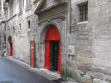 Reattu Museum in Arles France